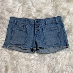 Women's American Eagle Jean Shorts size 6